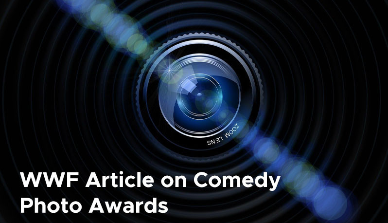 WWF Article on Comedy Photo Awards