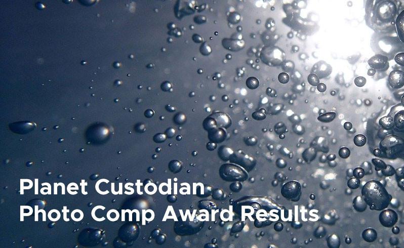 Planet Custodian Photo Comp Award Results