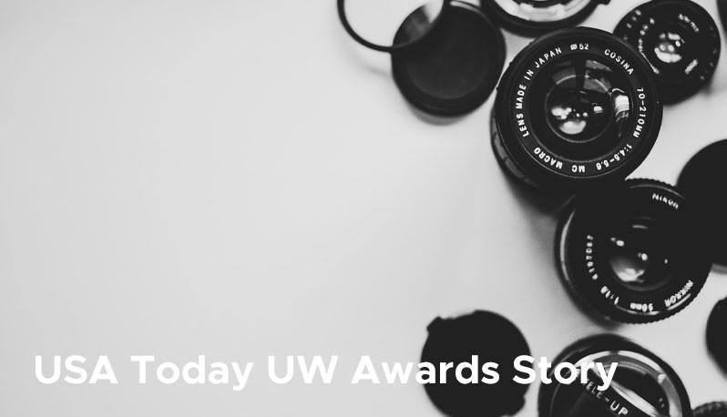 USA Today UW Awards Story