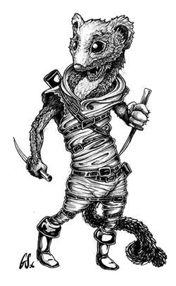Weasel Rogue