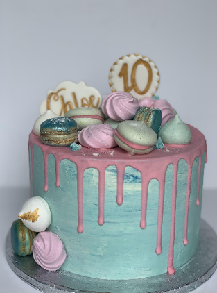 Chloe Buttercream