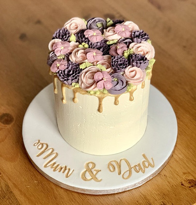 Mum and Dad Buttercream