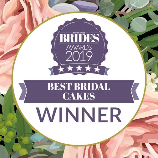 Best Bridal Cakes Winner 2019