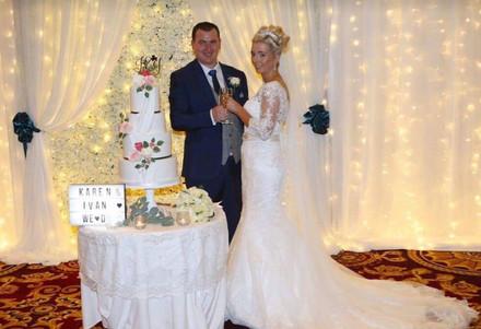 Karen & Ivan Wedding
