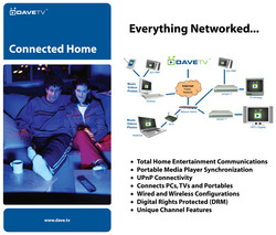 Connected Home Booth Graphic