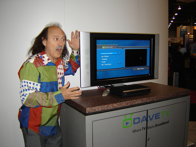 CES 2006 Booth 12