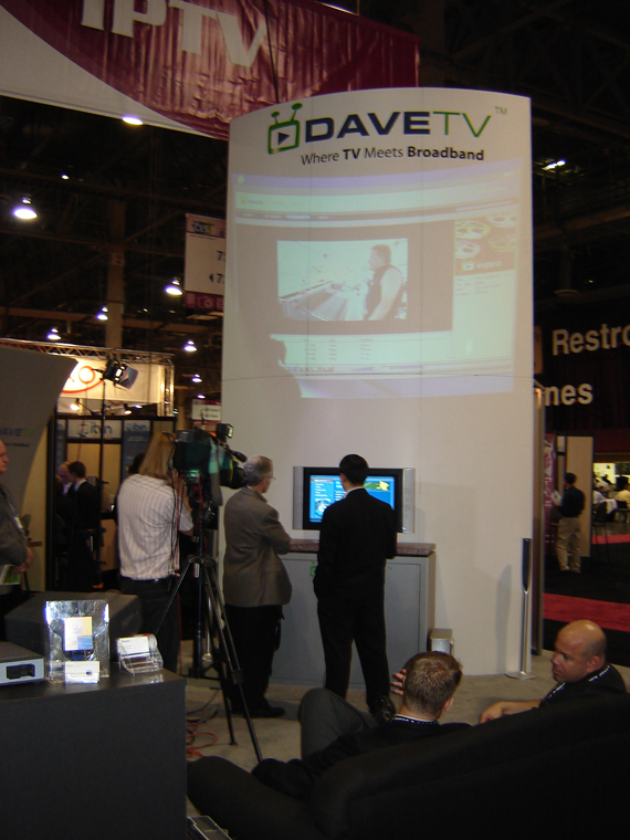 CES 2006 Booth 05