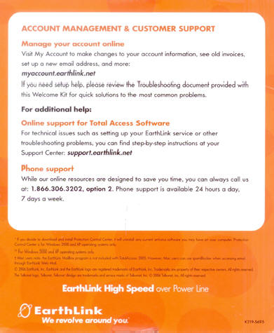EarthLink Quickstart Guide 02