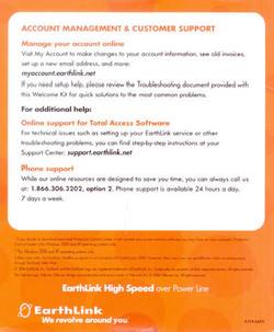 EarthLink Quickstart Guide 02