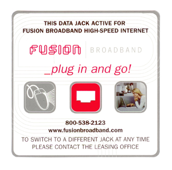 Fusion Broadband Ethernet Flag