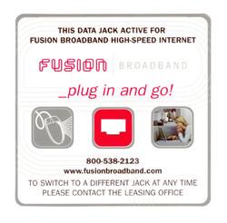 Fusion Broadband Ethernet Flag