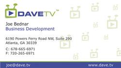 Old DAVETV Brand