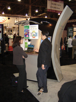CES 2006 Booth 10