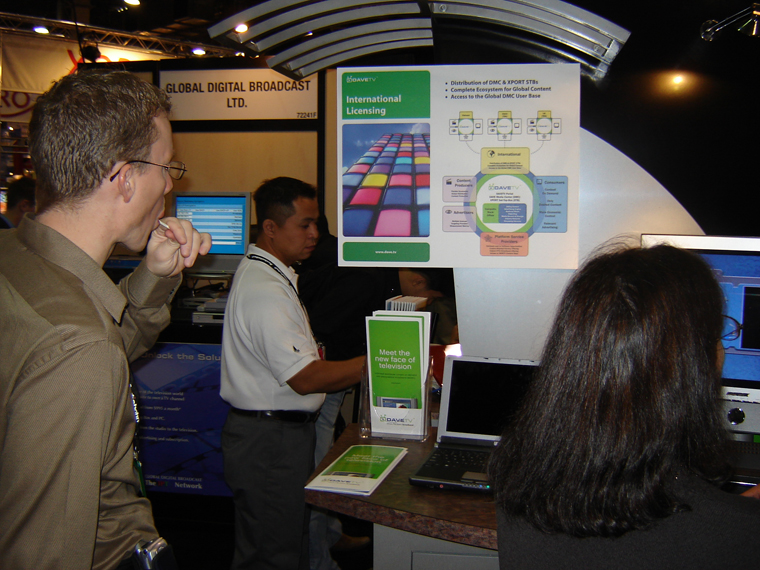 CES 2006 Booth 08