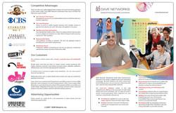 DAVE Networks Brochure (Outside)