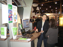 CES 2006 Booth 09