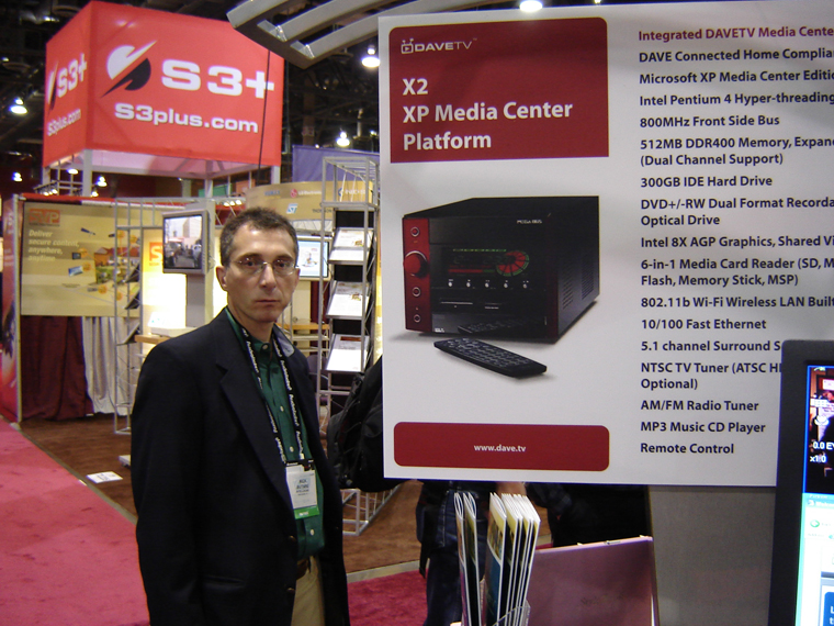 CES 2006 Booth 06
