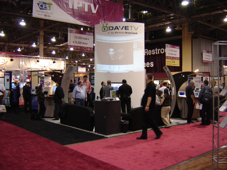 CES 2006 Booth 02