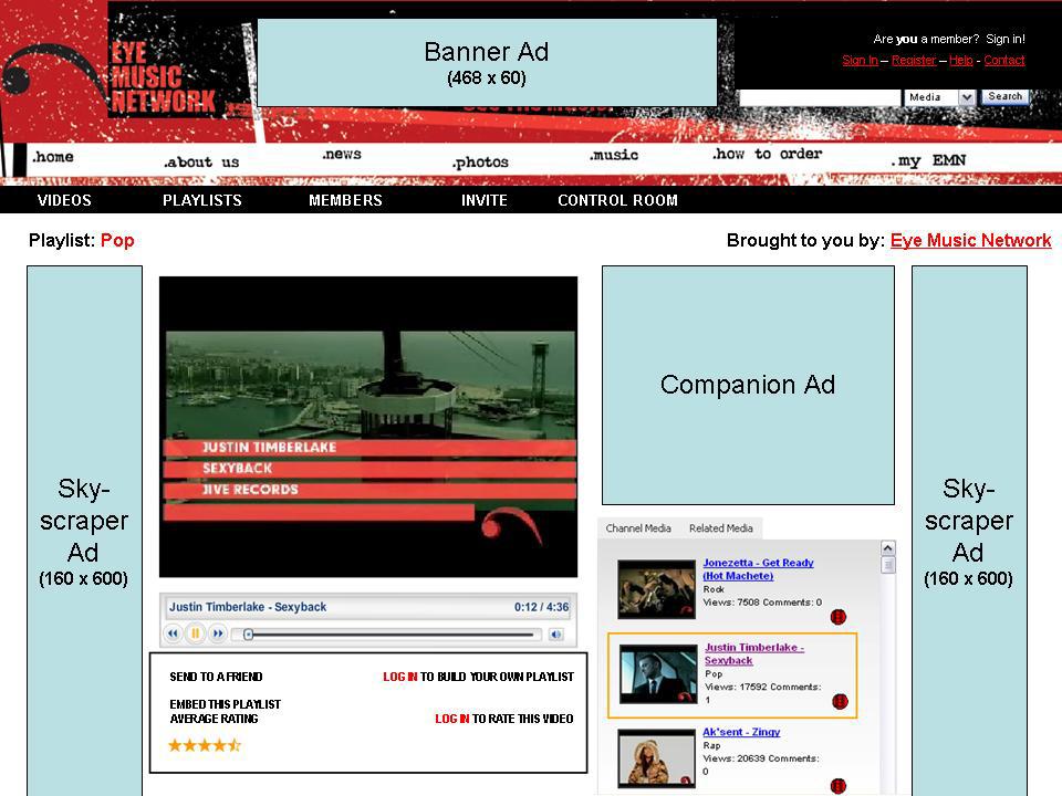 EyeMusicNetwork.com
