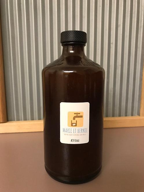 ACV Hair Rinse (Apple Cider Vinegar)