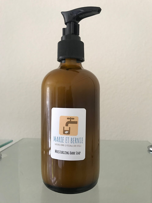 Natural Moisturizing Hand Soap