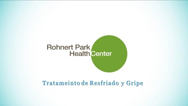 Petaluma Health Center: Tratamiento de Refriados y Gripe