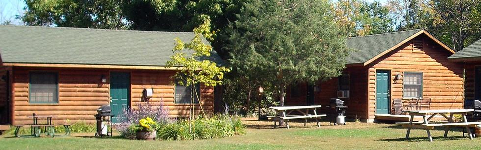 Wannigan Point Cabins Resort hotel lodging Taylors Falls St Croix River