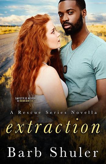 V2 - Extraction  - Barb Shuler - E-Cover