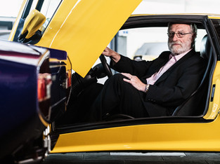 Supercars, Gastronomy & The Death of Individuality