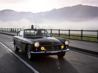 The One of a Kind 1962 Ferrari 250 GTE 2+2 Polizia (and a Legendary Leritage)