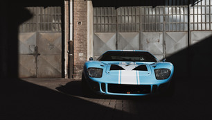 Interview: This Ford GT40 Replica is the Project of a Lifetime