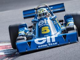 Tyrrell P34, by Stuart Adams