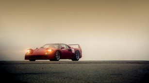 A Perfect Dance: Clay Regazzoni's Ferrari F40