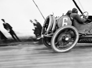 Lartigue: The Photographer Obsessed with Speed