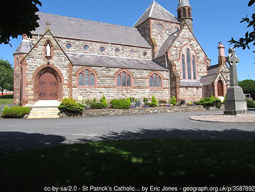 St Patrick, Newtownards