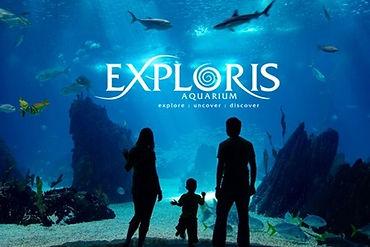 Exploris Aquarium Visitor center