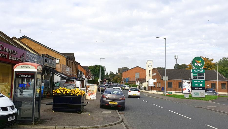Comber Road