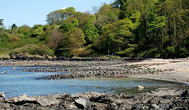 Crawfordsburn Country Park and Beach