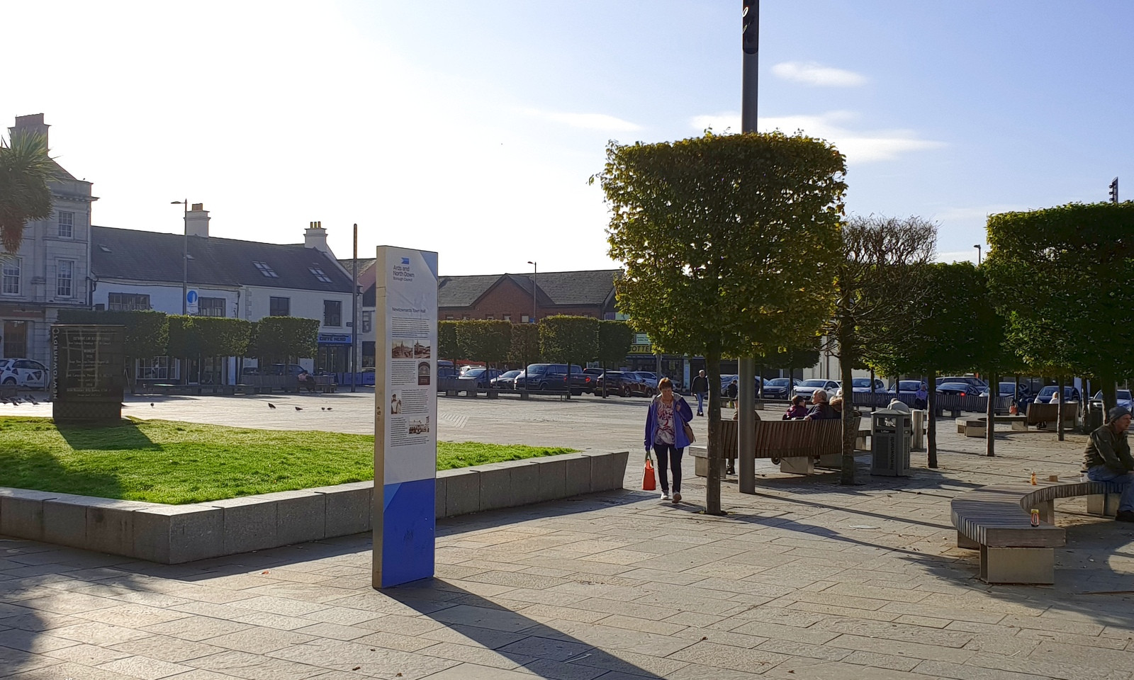Newtownards Square