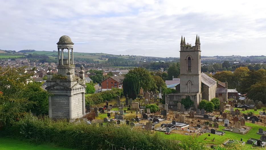 View of St Elizabeths Church