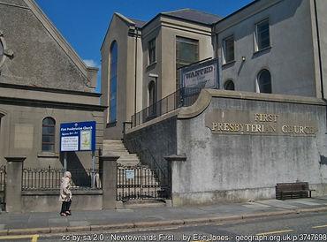 First Presbyterian, Newtownards