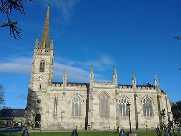 St Marks Church, Newtownards