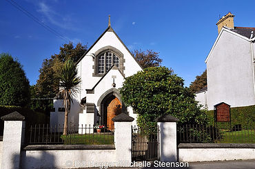 First Presbyterian Non-subscribing, Newtownards