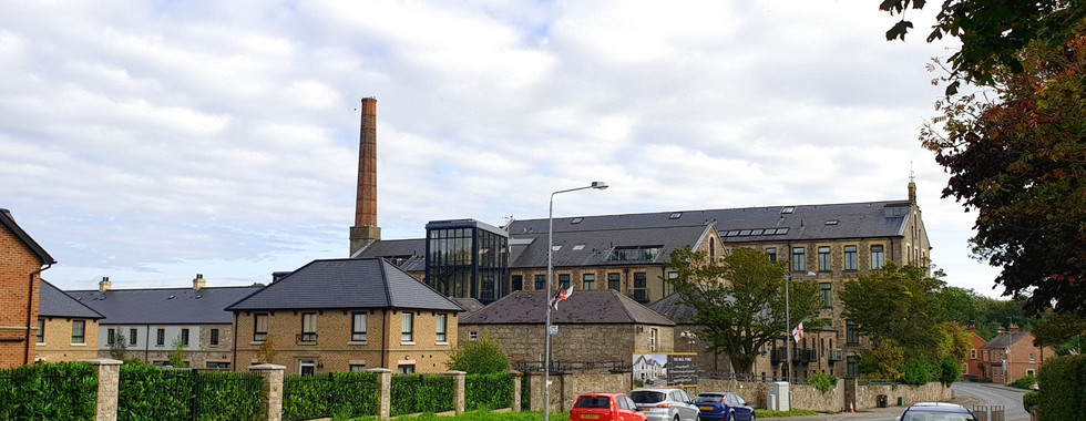 Linen Mill (now apartments)