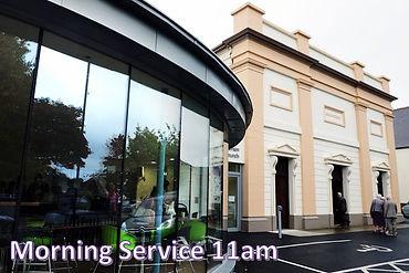 Regent Street Presbyterian Church, Newtownards
