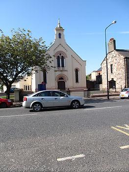 Regent Street Methodist Church, Newtownards