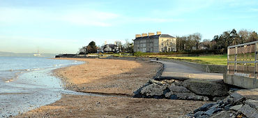 Holywood Sea Park and Sea Front