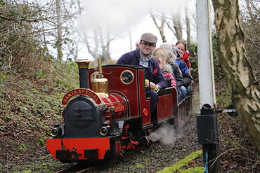 Belfast & County Down Minature Railway Society