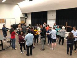 Summer community sing