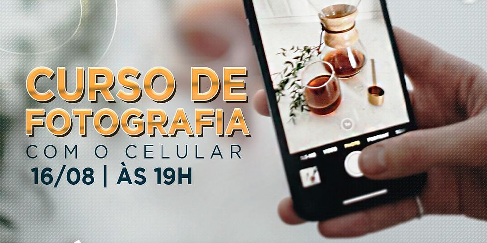 Curso de Fotografia com o Celular